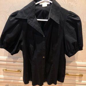 Black Michael Kors top